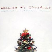 because-its-christmas-album-cover
