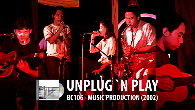 Music Production Class – Unplug `n Play