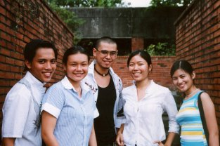 Urk Acapulco, Joanne Ignacio, Pope, April Inocentes, Sheila Juan
