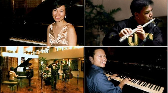 Jazz Quartet Recording