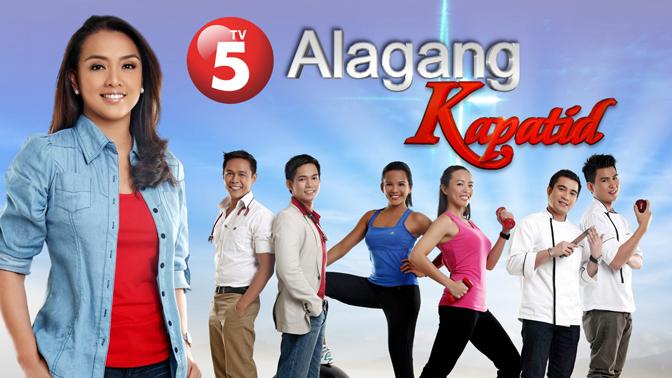 TV5: Alagang Kapatid Music Theme