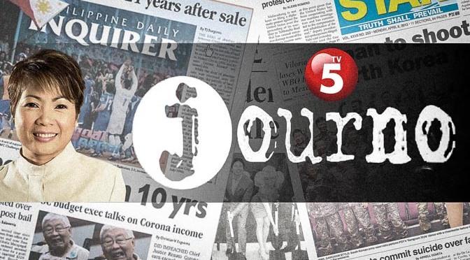 TV5 Journo Music Theme