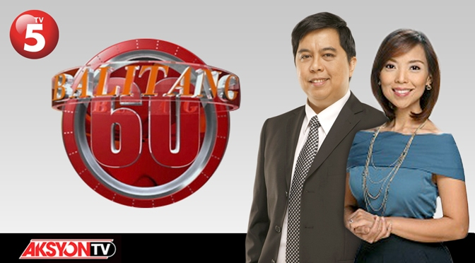 TV5 Balitang 60 Music Theme by Reev Robledo