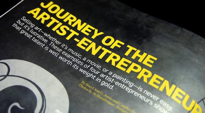 Entrepreneur Magazine Feature