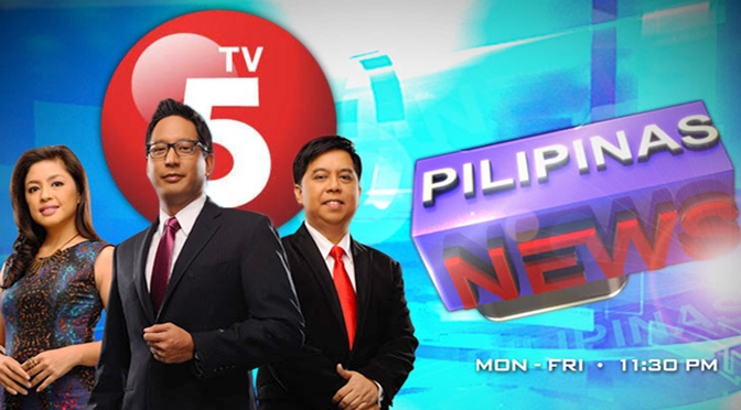 TV5 Pilipinas News Music Theme