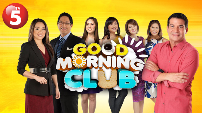 TV5 Good Morning Club Music Themes