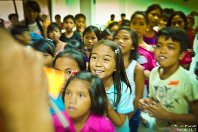Storytelling and Field Trip at Museo Pambata
