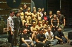Cast and crew of Amihan.