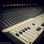 Mixer shot by Kem.