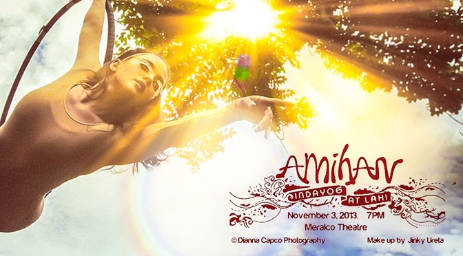 Amihan: Indayog at Lahi (Breeze, Rhythm and Lineage)