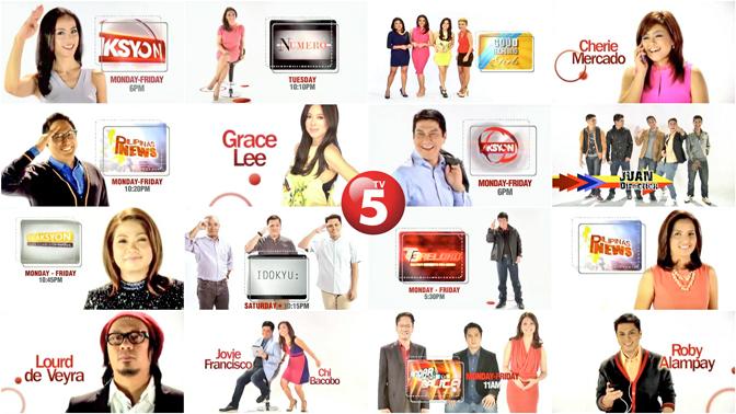TV5 News Image Plugs Music Theme