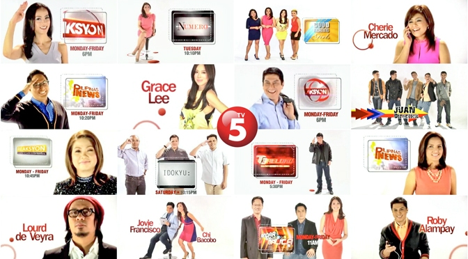 TV5 News Image Plugs Music Theme
