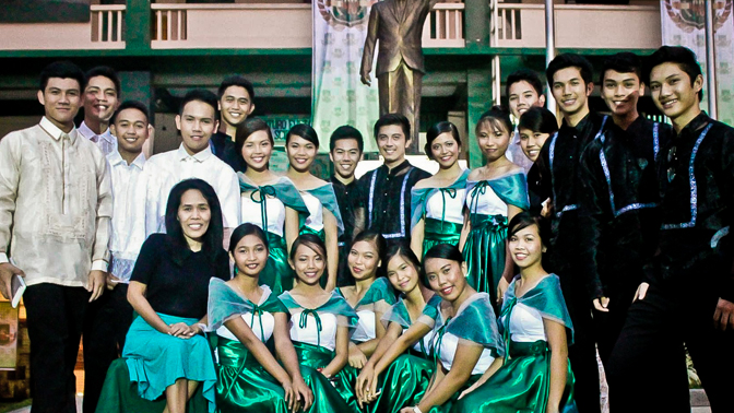 Universidad de Zamboanga Grand Chorale