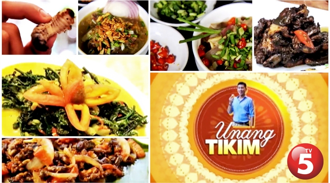 TV5 Unang Tikim Music Theme