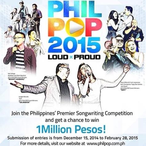 Philpop 2015 Poster