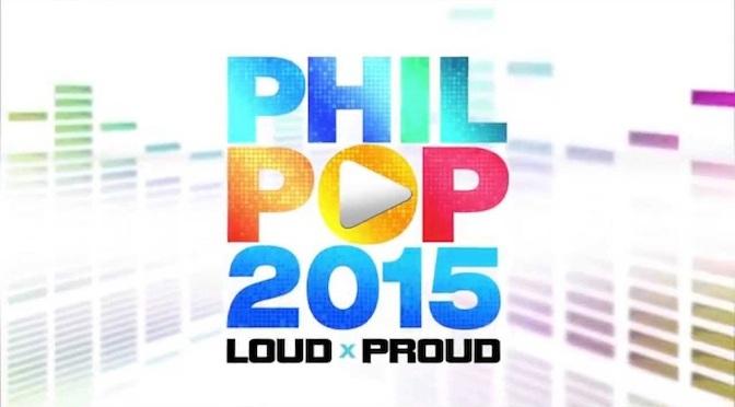 PHILPOP 2015 Judging